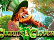 Играть в Charms & Clovers на деньги